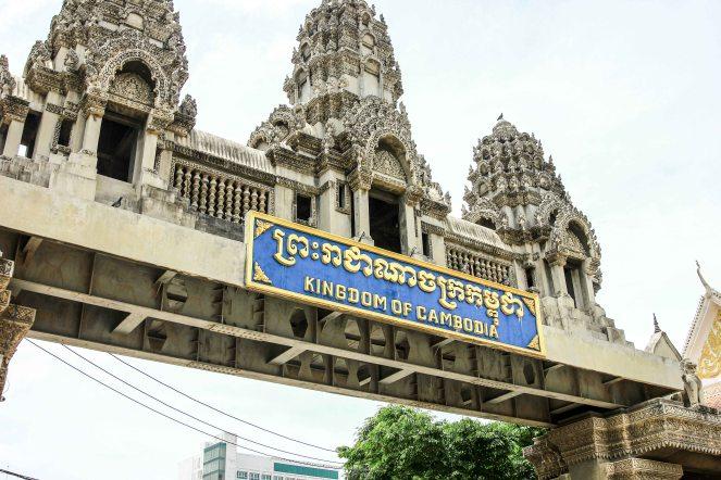 Cambodia-Thai Border
