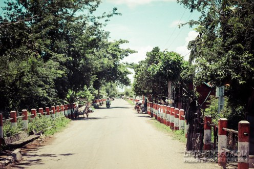 The Road to Phom Penh