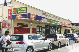 Classic NZ Four Square Dairy and Post Office