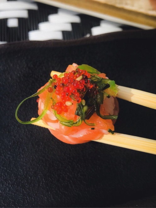 Sushi from Manga Sushi
